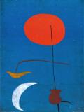 Projet de tapisserie Reproduction d'art par Joan Miró