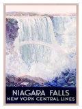 New York  Central Lines  Niagara Falls