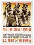 WWII  Aviation Cadet Training