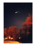 Hale-Bopp Comet 1997
