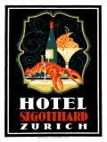 Hotel St Gotthard  Zurich