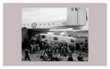 Blackburn Beverley Freighter Transport  Farnborough Air Show  1954