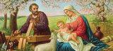 Heilige Familie Reproduction d'art par Gustav Klimt