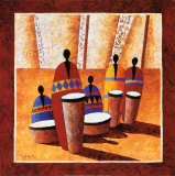 Les Percussionnistes