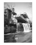 Frank Lloyd Wright, Falling Water photographie
