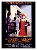 Wagons Lits  The Golden Arrow