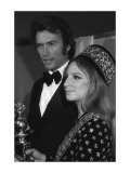Clint Eastwood and Barbara Streisand