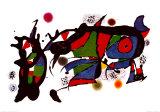 Œuvre Reproduction d'art par Joan Miró
