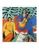 Musique Giclée par Henri Matisse