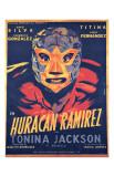 Classic Mexican Movie: Huracan Ramirez