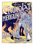 Chocolat Mexicain  Masson