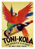 Toni-Kola Reproduction d'art par Robys (Robert Wolff)
