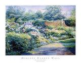 Hidcote Garden Wall