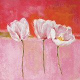 Fleurs en Rose II