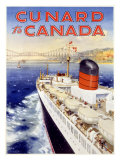 Cunard Line  Canada