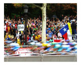 The Blur of the Peleton
