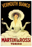 Martini and Rossi  Vermouth Bianco