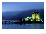 Eilean Donan Castle  Loch Duich  UK