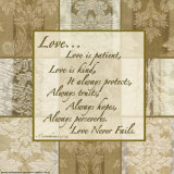 Words to Live By: Love Is Patient