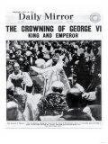 The Crowning of George VI  King and Emperor