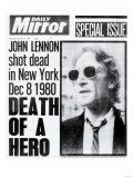 Death of a Hero  John Lennon Shot Dead in New York Dec 8 1980
