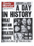 A Day in History- Great Britain Goes into Greater Europe