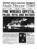 Fire Wrecks Crystal Palace: Royal Duke Watches