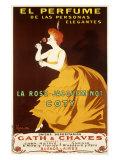 La Rose Jacqueminot Coty