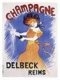 Champagne Delbeck Reims