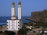 The Mosque of Plage d'Ouakam  Dakar  Senegal