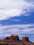 Rock Formations Sedona  Arizona  USA