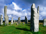 Calanais Standing Stones  Callanish  United Kingdom