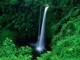 Fuipisia Falls on the Mulivaifagatola River  Atua  Samoa  Upolu