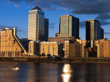 Canary Wharf Tower Development  London  England