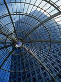 An Eye on the Sky  Canary Wharf - London  England