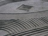Zen Garden at Rengejo-In  Koya-San  Japan