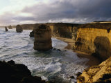 The Twelve Apostles Rock Pinnacles  Port Campbell National Park  Australia