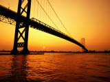 Ambassador Bridge  USA