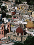 Overview of the City of Guanajuato  Mexico