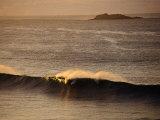 Breaking Wave Near Whiterocks Beach  Antrim  Northern Ireland