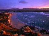 Evening at Trawbreaga Bay in Inishowen  Ireland