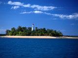 Low Isles on Great Barrier Reef  Port Douglas  Australia