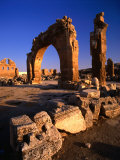 Ancient Ruins  Harran  Turkey