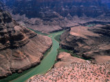 Grand Canyon West  Hualapai Indian Reservation View  USA