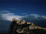 Fifteenth Century Castello d'Ischia in the Bay of Naples  Ischia  Campania  Italy