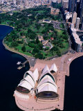 Sydney Opera House and Harbour  Sydney  Australia
