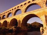 Pont Du Gard  Languedoc-Roussillon  France