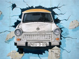 Berlin Wall Mural  East Side Gallery  Berlin  Germany