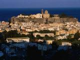 Coastal Township Sicily  Italy