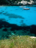 Turquoise Waters at Marcarella  Menorca  Balearic Islands  Spain